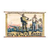 Poster Recruiting Advertisement World War One
