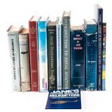 Large Lot of Aviation Books
