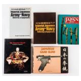 Lot of Japanese Military Books Signed