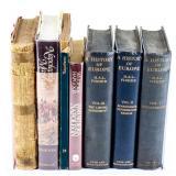 Lot of Napoleon Books