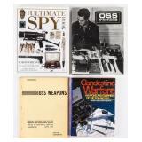 Lot of OSS / Spy Books