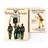 Lot of Selous Scouts Books by Peter Stiff
