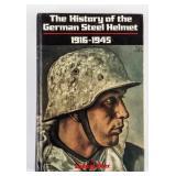 Book The History of the German Steel Helmet