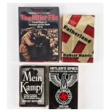 Lot of Nazi Germany History and Hitler Books
