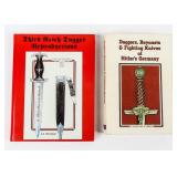 Lot of Nazi Germany Dagger Books