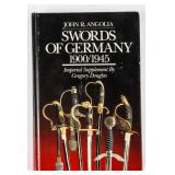Book Swords of Germany 1900 / 1945