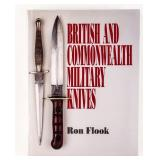 Book British and Commonwealth Military Knives