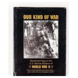 Book Our Kind of War