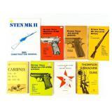 Lot of Paperback Gun Manuals
