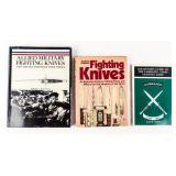 Lot of World War II Military Knives Books