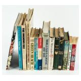 Lot of World War II United States Military Books
