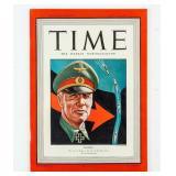 Time Magazine July 13 1942 Rommel