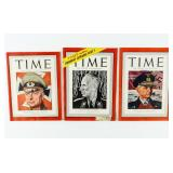 Lot of Time Magazines WWII Nazi Germany