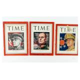 Lot of Time Magazines WWII