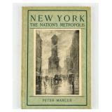 Book New York The Nations Metropolis