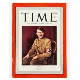 Time Magazine April 14 1941 Hitler