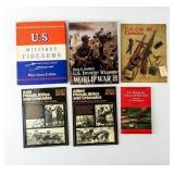 Lot of Gun Books Winchester Browning