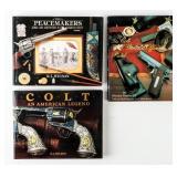 Lot of Colt Guns Books