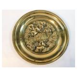 Large Decorative Metal Plate