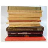 12 Indiana Historical Society books HC and SC