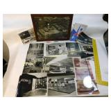 Vintage Booklet Promo Knives Photographs of ENIA