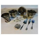 SP Serving Utensils Bowls Master Salt Cellar