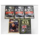WWII Related DVD Documentaries & Collections