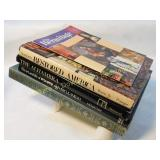5 Art Books, Impressionists, Ancient Greece