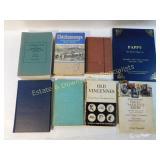 8 Indiana, Vincennes Historical Books