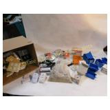 Large Lot of Electrical Components