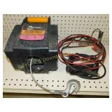 Masterlock Electric Winch 2000 Lb