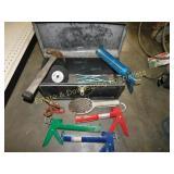 Tool Box, Hardware, Tools