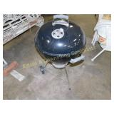 "37"" Weber Charcoal Grill w/Lid"