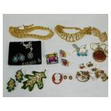 6 Jewelry Sets + One Goldstone Pendant