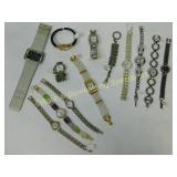 13Pc Designer Watch Lot