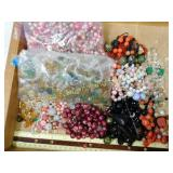 Multicolored Glass & Natural Stone Beads&Strands +