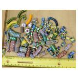 1# Millefiori Beads