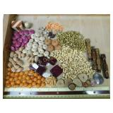 .5# Wood Beads & Russian Cherry Amber