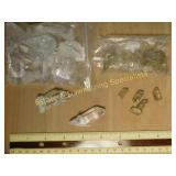 1# Apatite and Quartz Mineral Specimens