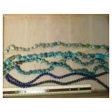 #1 Lapis & Turquoise Bead Strands