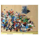 1.5# Lampwork Millefiori Cloisonne Glass Beads