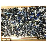4# Glass & Natural Stone Beads