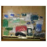 1# Blown Glass Beads