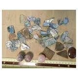 .5# Cabochons Slabs Marbles