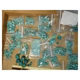 1.5# Various Turquoise Beads