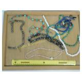 1# Turquoise Lapis and Various Natural Stone Beads