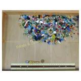 1.5# Millefiori and Multicolored Glass Beads