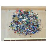 1# Seed Millefiori and other Glass Beads
