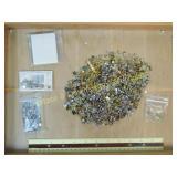 .5# Emerald Garnet Ruby Amethyst Beads