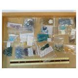 1# Glass Semi-Precious Jade Czech Beads